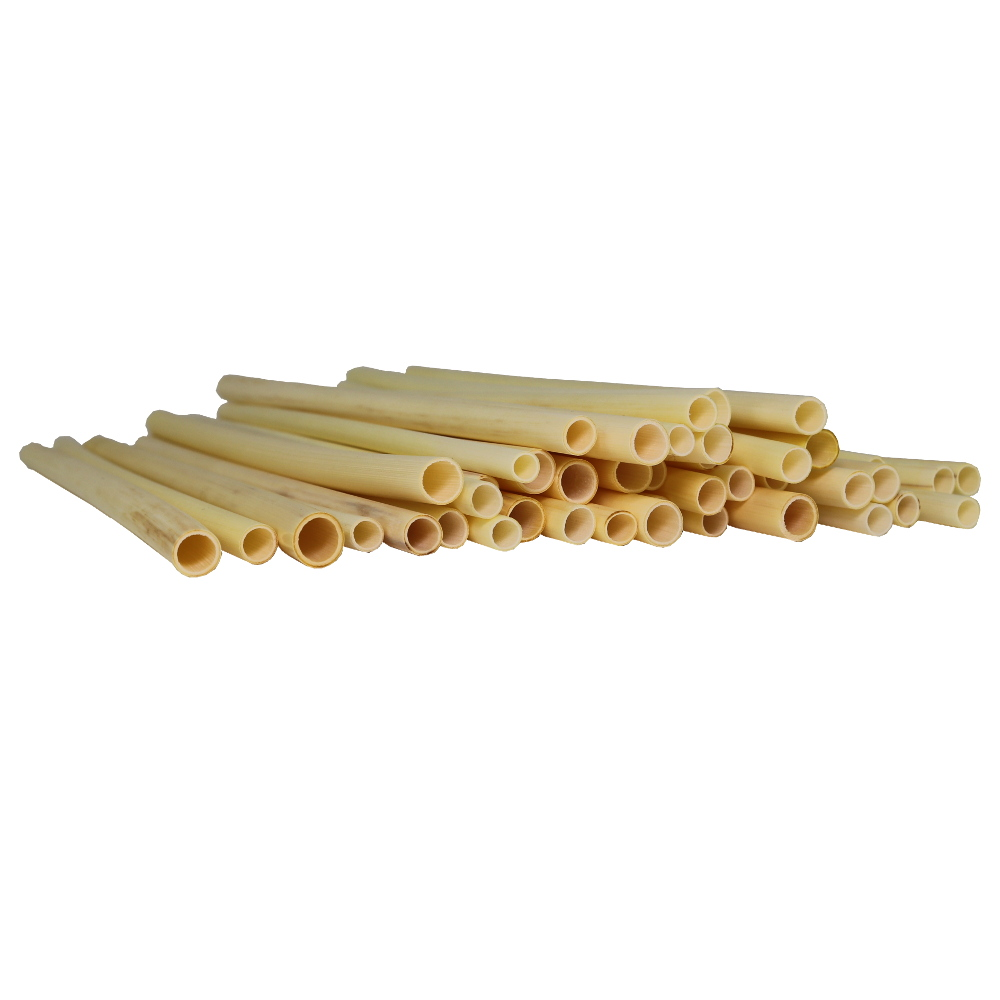 tnin drink straws made from natural cane